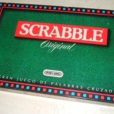 Juegos de mesa: JUEGO DE MESA SCRABBLE ORIGINAL. Lote 268461634