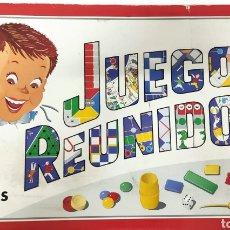 Juegos de mesa: 35 JUEGOS REUNIDOS GEYPER. Lote 268893269