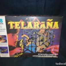 Juegos de mesa: TELARAÑA. 1989. JUEGO DE MESA. MB JUEGOS.. Lote 269003359