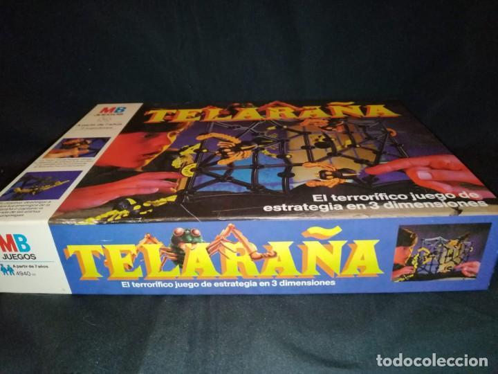 Juegos de mesa: TELARAÑA. 1989. JUEGO DE MESA. MB JUEGOS. - Foto 3 - 269003359