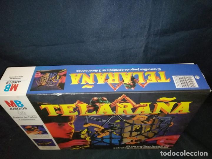 Juegos de mesa: TELARAÑA. 1989. JUEGO DE MESA. MB JUEGOS. - Foto 4 - 269003359