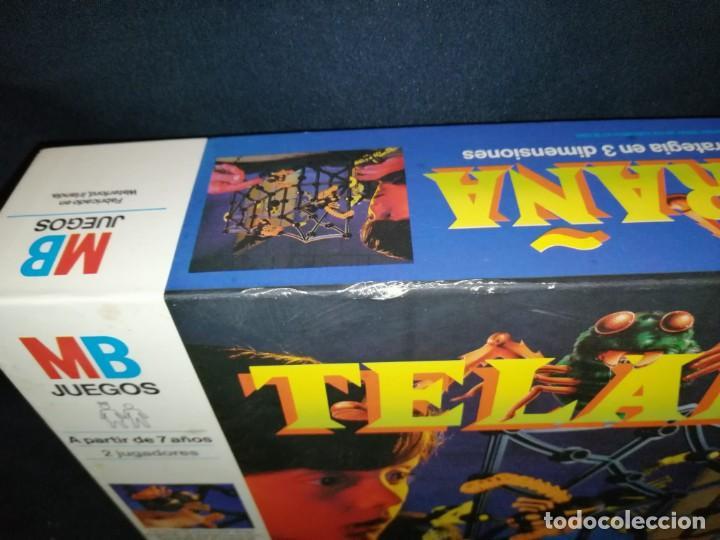 Juegos de mesa: TELARAÑA. 1989. JUEGO DE MESA. MB JUEGOS. - Foto 6 - 269003359