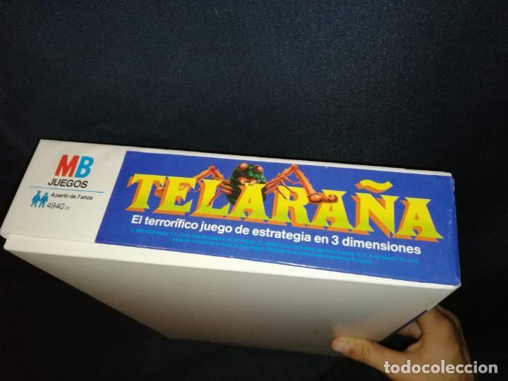 Juegos de mesa: TELARAÑA. 1989. JUEGO DE MESA. MB JUEGOS. - Foto 7 - 269003359