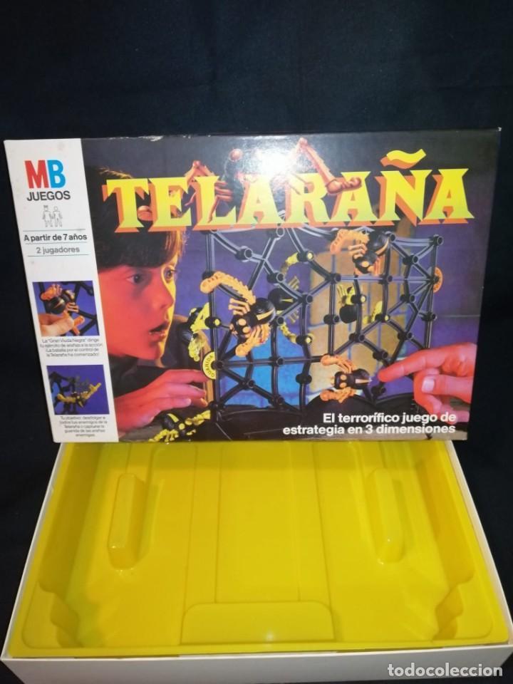 Juegos de mesa: TELARAÑA. 1989. JUEGO DE MESA. MB JUEGOS. - Foto 8 - 269003359