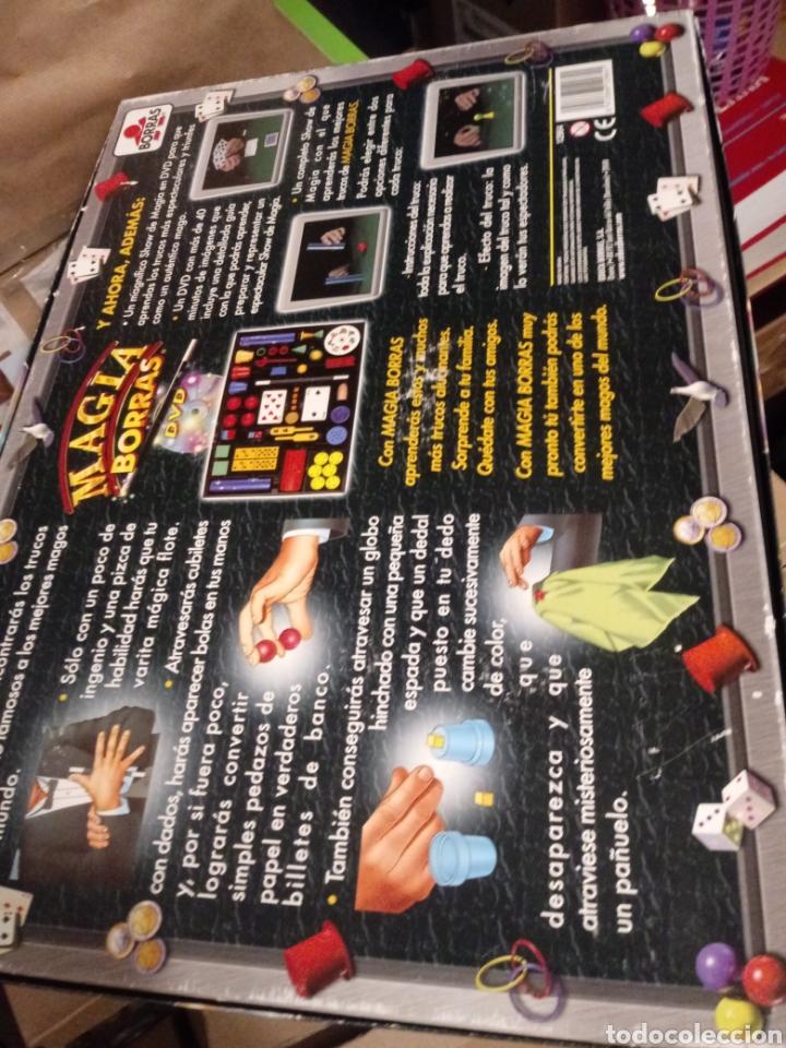 Juegos de mesa: Caja original el 75 aniv de Magia Borras.Incompleta ,con Dvd. - Foto 2 - 269013759