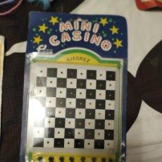Juegos de mesa: MINI CASINO AJEDREZ FALOMIR. Lote 269162023