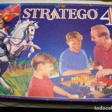 Juegos de mesa: STRATEGO 4 JUEGO DE MESA JUMBO. Lote 269162158