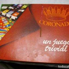 Juegos de mesa: CORONADO JUEGO DE MESA EDUCA. Lote 269162273