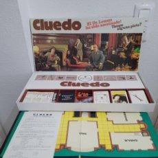 Juegos de mesa: CLUEDO BORRAS. Lote 269162423