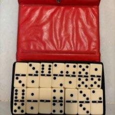 Juegos de mesa: JUEGO DOMINÓ. Lote 269170718