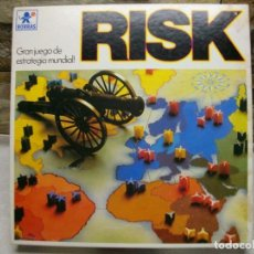 Juegos de mesa: RISK GRAN JUEGO DE ESTRATÉGIA MUNDIAL JUEGO DE MESA BORRAS. Lote 269243843