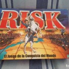 Juegos de mesa: RISK EL JUEGO DE LA CONQUISTA DEL MUNDO AÑO 2000 HASBRO. Lote 269300493