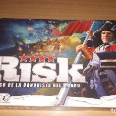 Juegos de mesa: RISK LA CONQUISTA DEL MUNDO INCOMPLETO. Lote 269490743