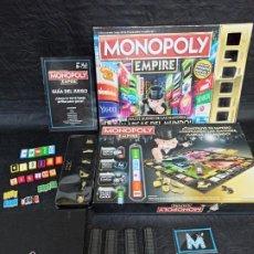Juegos de mesa: MONOPOLY EMPIRE. JUG.. Lote 269619893