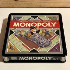 Juegos de mesa: MONOPOLY EDICIÓN RETRO CAJA DE PLÁSTICO DESCATALOGADO Y SIN USAR. Lote 269755553