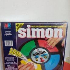 Giochi da tavolo: JUEGO ELECTRÓNICO SIMON.MB 1981.NUEVO EN CAJA SIN ABRIR.. Lote 270084823