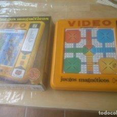 Juegos de mesa: VIDEO JUEGOS MAGNETICOS DE CHICOS, 25 JUEGOS MAGNETICOS, AÑOS 80S. Lote 270223218