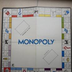 Juegos de mesa: JUEGO MONOPOLY ANTIGUO DE BORRÁS. Lote 270247463