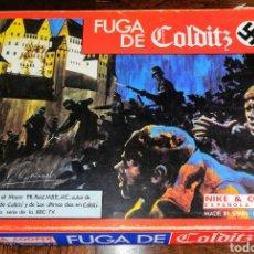 Jogos de mesa: FUGA DE COLDITZ. JUEGO DE MESA. EL ENVIO CERTIFICADO ESTA INCLUIDO.. Lote 270601283