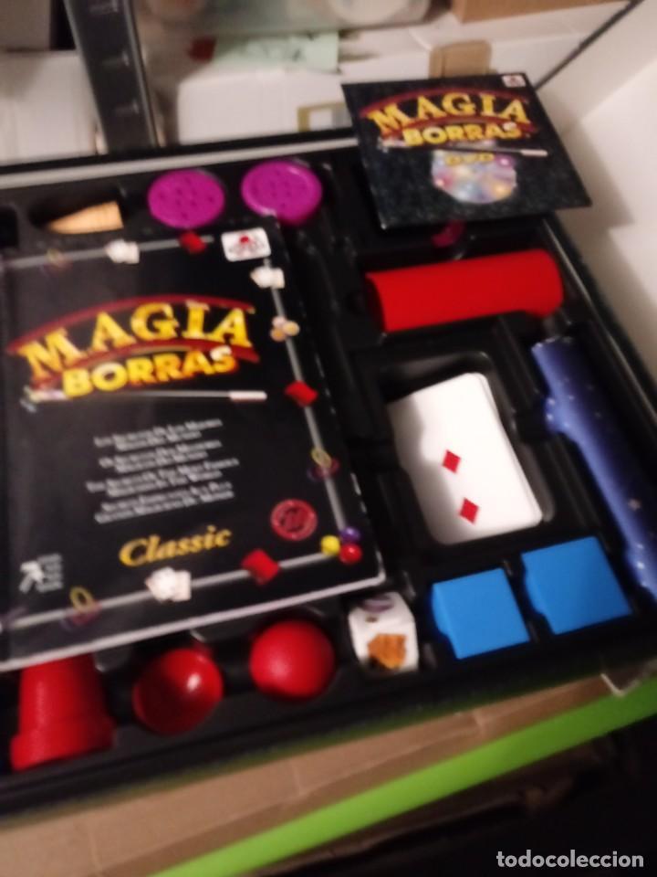 Juegos de mesa: Caja original el 75 aniv de Magia Borras.Incompleta ,con Dvd. - Foto 5 - 269013759