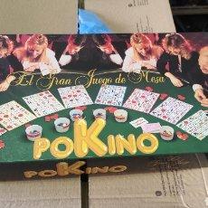 Juegos de mesa: POKINO EL GRAN JUEGO DE MESA. Lote 272184538