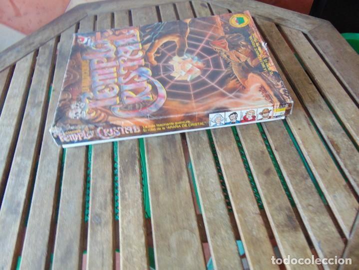 Juegos de mesa: JUEGO DE MESA ,LA MALDICION DEL TEMPLO DE CRISTAL DE CEFA - Foto 3 - 272255958