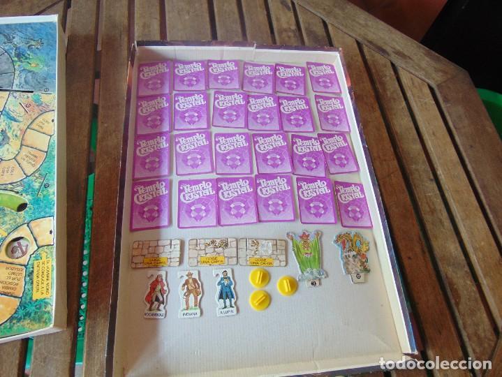 Juegos de mesa: JUEGO DE MESA ,LA MALDICION DEL TEMPLO DE CRISTAL DE CEFA - Foto 8 - 272255958