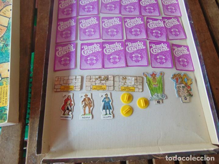 Juegos de mesa: JUEGO DE MESA ,LA MALDICION DEL TEMPLO DE CRISTAL DE CEFA - Foto 11 - 272255958