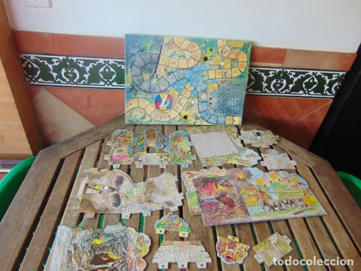 Juegos de mesa: JUEGO DE MESA ,LA MALDICION DEL TEMPLO DE CRISTAL DE CEFA - Foto 15 - 272255958