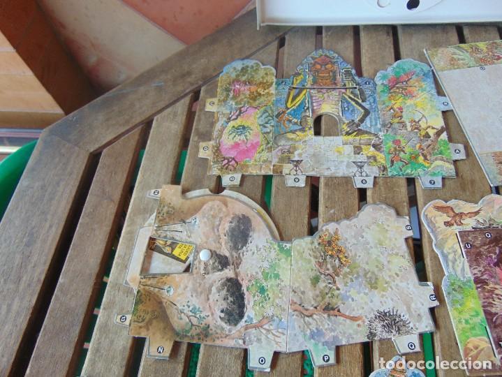 Juegos de mesa: JUEGO DE MESA ,LA MALDICION DEL TEMPLO DE CRISTAL DE CEFA - Foto 18 - 272255958