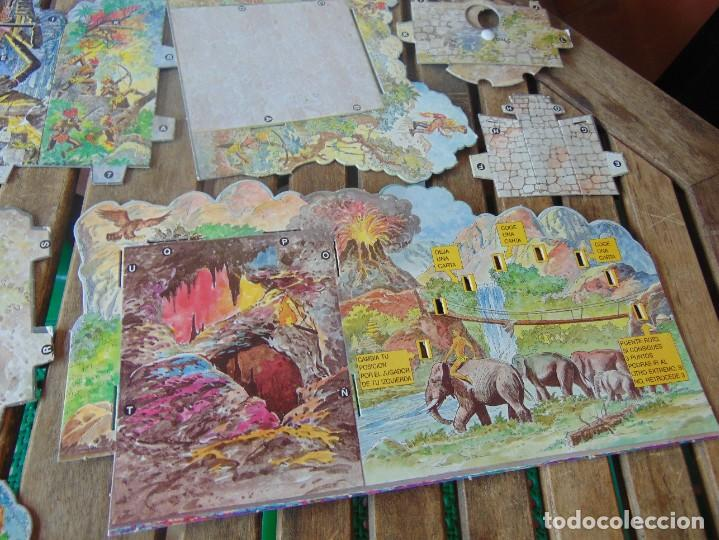 Juegos de mesa: JUEGO DE MESA ,LA MALDICION DEL TEMPLO DE CRISTAL DE CEFA - Foto 20 - 272255958