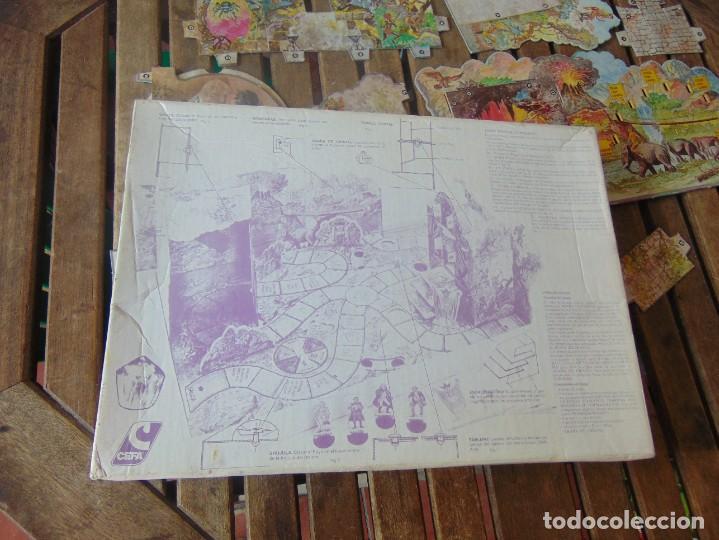 Juegos de mesa: JUEGO DE MESA ,LA MALDICION DEL TEMPLO DE CRISTAL DE CEFA - Foto 23 - 272255958