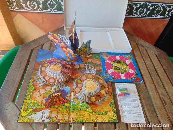 Juegos de mesa: JUEGO DE MESA ,MASTERS DEL UNIVERSO DE DISET LA VENTANA FANTASTICA EN LA TERCERA DIMENSION - Foto 6 - 272256733