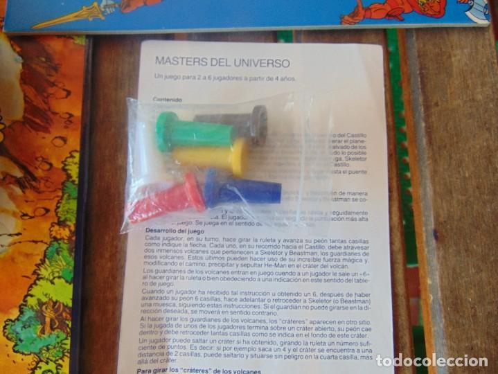 Juegos de mesa: JUEGO DE MESA ,MASTERS DEL UNIVERSO DE DISET LA VENTANA FANTASTICA EN LA TERCERA DIMENSION - Foto 7 - 272256733