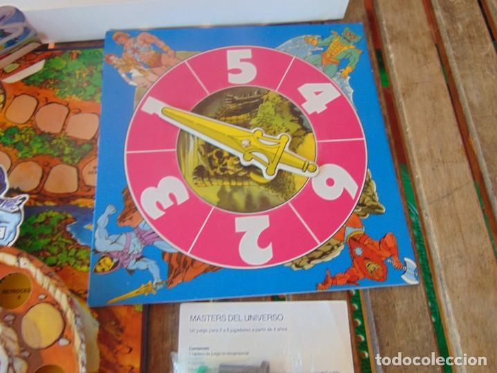 Juegos de mesa: JUEGO DE MESA ,MASTERS DEL UNIVERSO DE DISET LA VENTANA FANTASTICA EN LA TERCERA DIMENSION - Foto 8 - 272256733