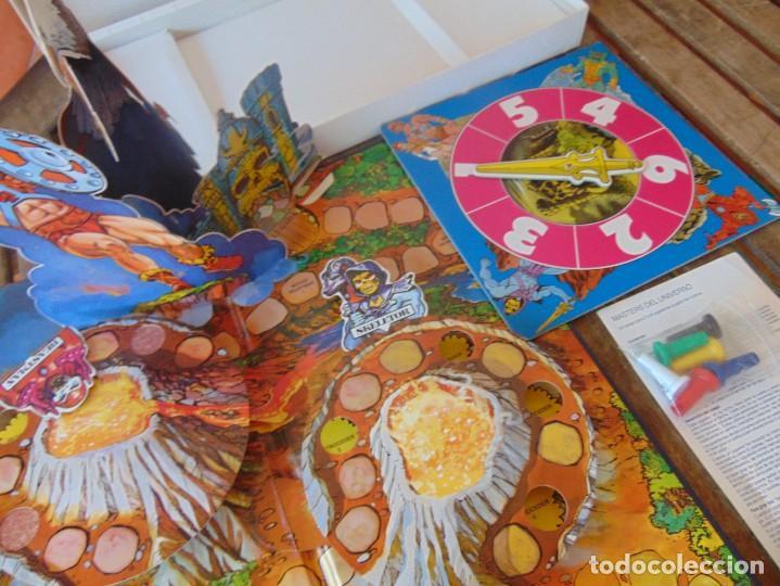 Juegos de mesa: JUEGO DE MESA ,MASTERS DEL UNIVERSO DE DISET LA VENTANA FANTASTICA EN LA TERCERA DIMENSION - Foto 13 - 272256733