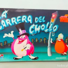 Giochi da tavolo: JUEGO DE MESA LA CARRERA DEL CHOLLO UN, DOS, TRES. Lote 272425013