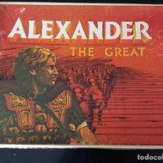 Juegos de mesa: WARGAME ALEXANDER, AVALON HILL. Lote 272640358