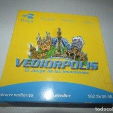 Juegos de mesa: JUEGO DE INVERSION.. Lote 273172708