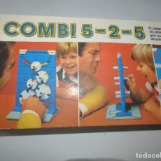 Juegos de mesa: COMBI 5-2-5 .MB.. Lote 273176458
