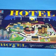 Giochi da tavolo: JUEGO - HOTEL - CONSTRUYE TU PROPIO IMPERIO HOTELERO - MB JUEGOS - HASBRO 1993. INCOMPLETO. Lote 273745628
