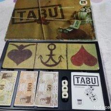 Juegos de mesa: ANTIGUO JUEGO (DE LOS PRIMEROS) TABU DE DISET - JUMBO NR. 710 (AÑO 1978). Lote 275034488