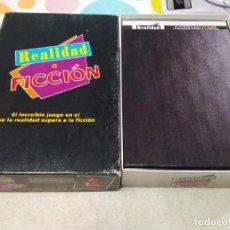 Juegos de mesa: JUEGO REALIDAD O FICCION DE MB JUEGOS / AÑO 1995 HASBRO INTERNATIONAL. Lote 275064748
