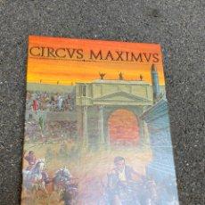 Juegos de mesa: CIRCUS MAXIMUS DE AVALON HILL 1980. Lote 276055958