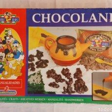 Juegos de mesa: CHOCOLAND MEDITERRANEO. Lote 276437078