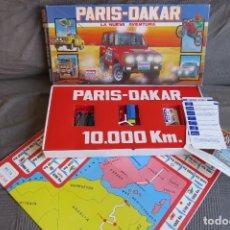 Juegos de mesa: PARIS - DAKAR . LA NUEVA AVENTURA - FALOMIR - COMPLETO Y NO JUGADO - JUEGO DE MESA. Lote 276496783