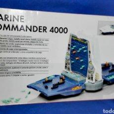 Juegos de mesa: MARINE COMMANDER 4000. Lote 276597143