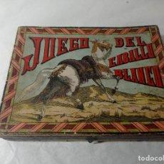 Juegos de mesa: ANTIGUO JUEGO DEL CABALLO BLANCO, ORIGINAL NO COPIA. REF.AUTO. Lote 277124438