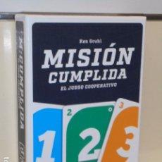 Juegos de mesa: JUEGO MISION CUMPLIDA - OCASION. Lote 277139643