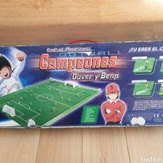 Juegos de mesa: TOTAL FOOTBALL CAMPEONES OLIVER Y BENJI JUEGO. Lote 277156153